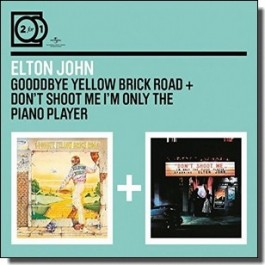 Goodbye Yellow Brick Road | Don't Shoot Me I'm Only the Paino Player [2CD]