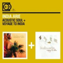 Acoustic Soul / Voyage to India [2CD]