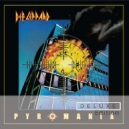 Pyromania [Deluxe Edition] [2CD]