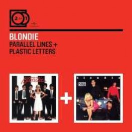 Parallel Lines / Plastic Letters [2CD]