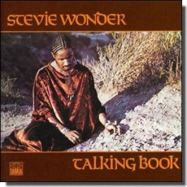 Talking Book [CD]