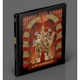 Live In Moscow 2020 [Deluxe Edition] [CD+ Blu-ray]