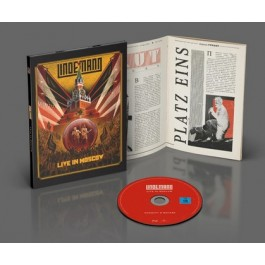 Live In Moscow 2020 [Blu-ray]