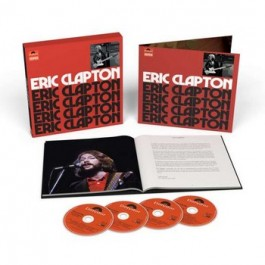 Eric Clapton [Limited Anniversary Deluxe Edition] [4CD]