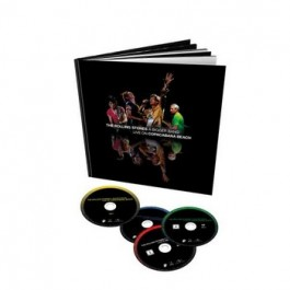 A Bigger Bang: Live On Copacabana Beach 2006 [Limited Deluxe Edition] [2CD+ 2DVD]