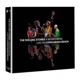 A Bigger Bang: Live On Copacabana Beach 2006 [2CD+ Blu-ray]
