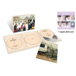 BTS, The Best [Limited Edition B] [2CD+ 2DVD]