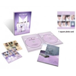 BTS, The Best [Limited Edition C] [2CD]