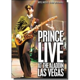 Live At The Aladdin Las Vegas 2002 [DVD]