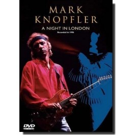 A Night In London 1996 [DVD]