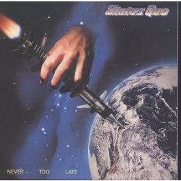 Never Too Late [CD]