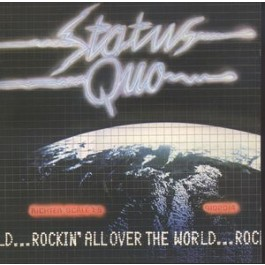 Rockin' All Over the World [CD]