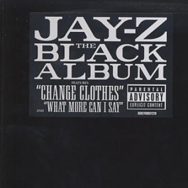 The Black Album [CD]