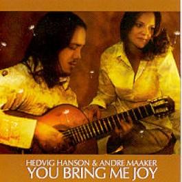 You Bring Me Joy [CD]