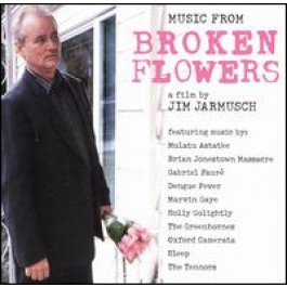 Broken Flowers [CD]