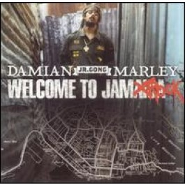 Welcome to Jamrock [CD]