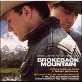 Brokeback Mountain [CD]
