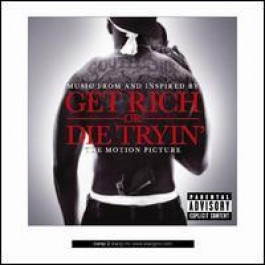 Get Rich Or Die Tryin' [CD]