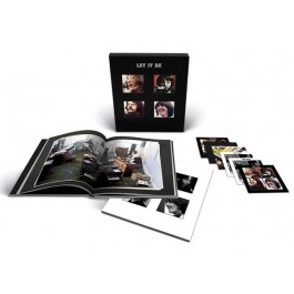 Let It Be [Super Deluxe Edition] [5CD + Blu-ray]