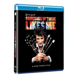 Somebody Up There Likes Me [Blu-ray]