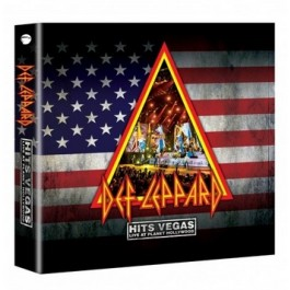 Hits Vegas: Live At Planet Hollywood 2019 [2CD+DVD]