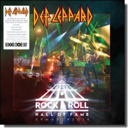 Rock 'n' Roll Hall of Fame 29th March 2019 [12inch+ DL]
