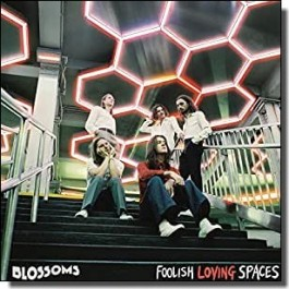 Foolish Loving Spaces [CD]