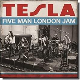 Five Man London Jam (Live 2019) [CD]
