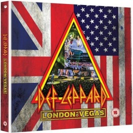 London To Vegas [Limited Deluxe Box] [2x DVD+ 4CD]