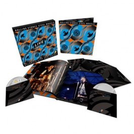Steel Wheels Live (Atlantic City 1989) [Deluxe Boxset] [3CD+2DVD+Blu-ray]