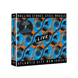 Steel Wheels Live (Atlantic City 1989) [Blu-ray+2CD]