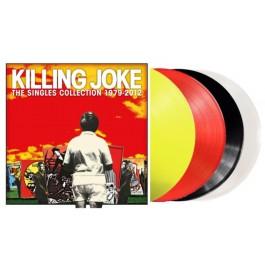 The Singles Collection: 1979-2012 [Coloured vinyls] [4LP]