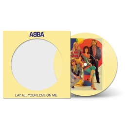 Lay All Your Love On Me [Picture Disc] [7inch]