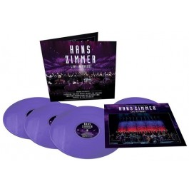 Live In Prague [Coloured Vinyls] [4LP]
