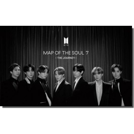 Map of the Soul 7: The Journey [Limited Edition C] [CD+Photo Booklet]