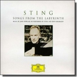 Songs from the Labyrinth [CD]