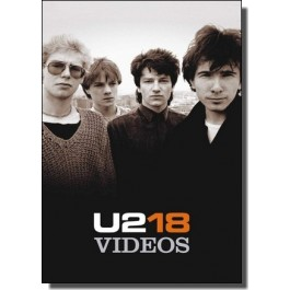 18 Videos [DVD]