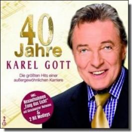 40 Jahre Karel Gott [2CD]