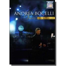 Vivere - Live in Tuscany [DVD]