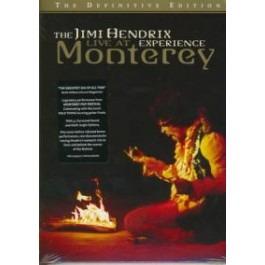 The Jimi Hendrix Experience - Live At Monterey [Blu-ray]