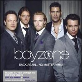 Back Again... No Matter What: The Greatest Hits [CD]