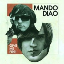 Give Me Fire [CD]