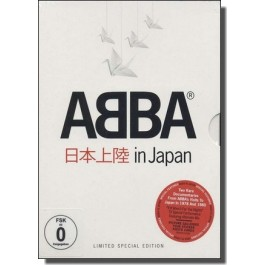 ABBA in Japan [Deluxe Edition] [2DVD]