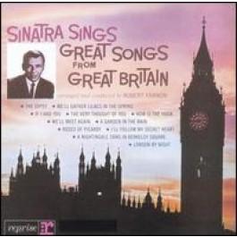 Sinatra Sings Great Songs from Great Britain [CD]
