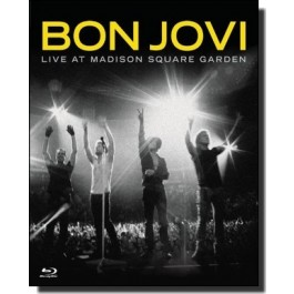 Live at Madison Square Garden [Blu-ray]