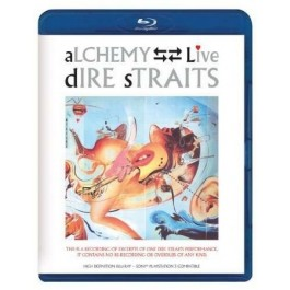 Alchemy Live [Blu-ray]