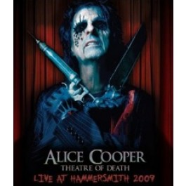 Theatre of Death: Live at Hammersmith 2009 [Blu-ray]