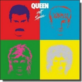 Hot Space [CD]