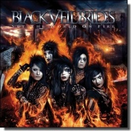 Set the World On Fire [CD]