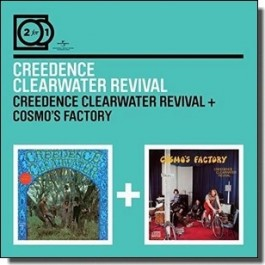 Creedence Clearwater Revival | Cosmos Factory [2CD]